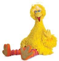 Sesame Street Week: Day 4 - Weekly Muppet Wednesdays: Big Bird | hd