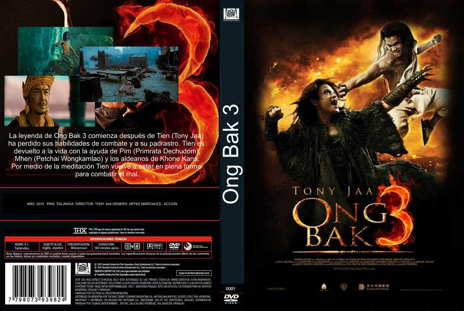 Trailerbucket Blogspot Com Trailer Of Ong Bak 3 Movie