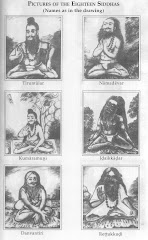 PAINTINGS OF SIDDHARS
