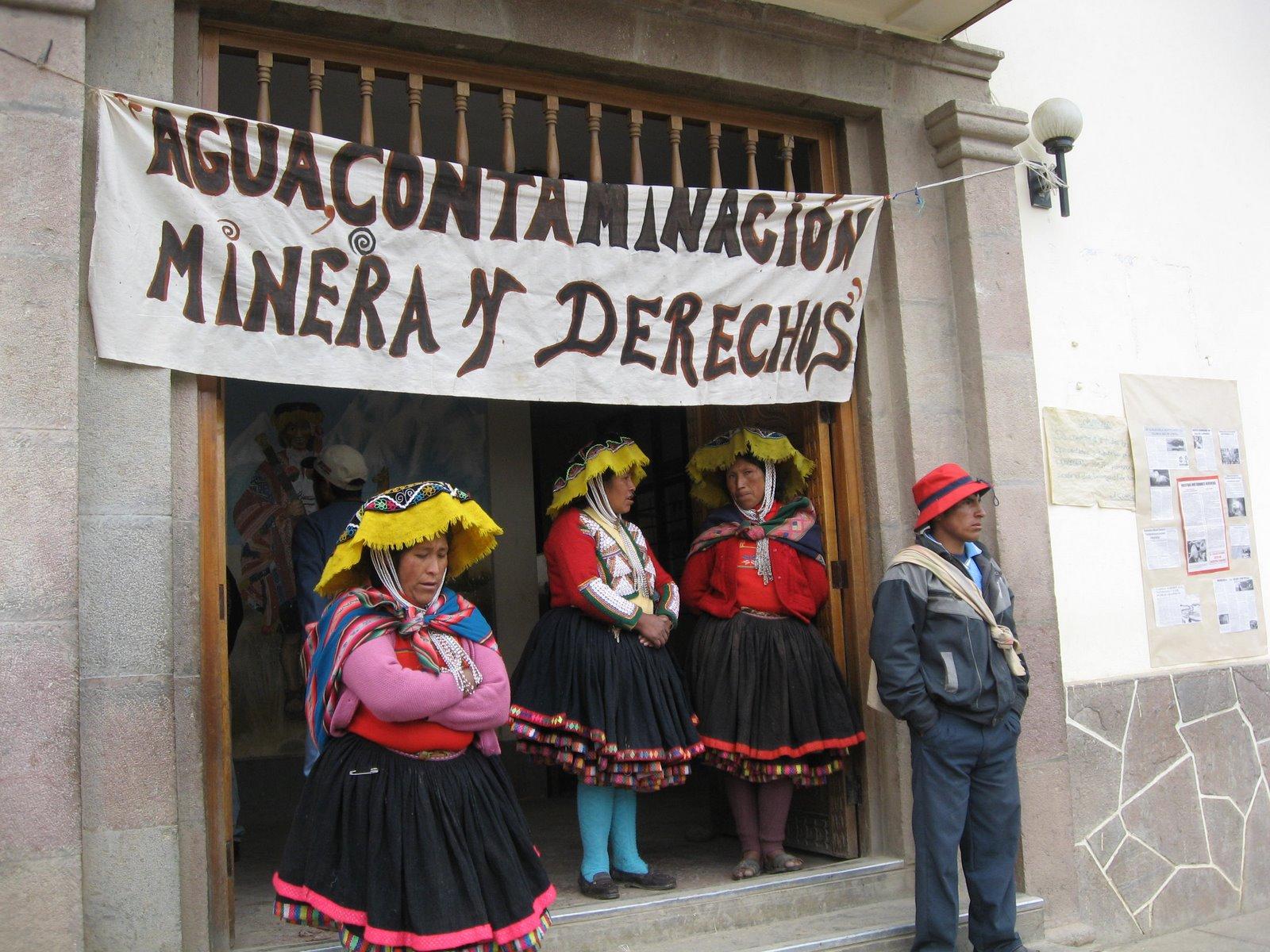 Perú: El Mendigo ya se deshizo del Banco de Oro - El polvorín