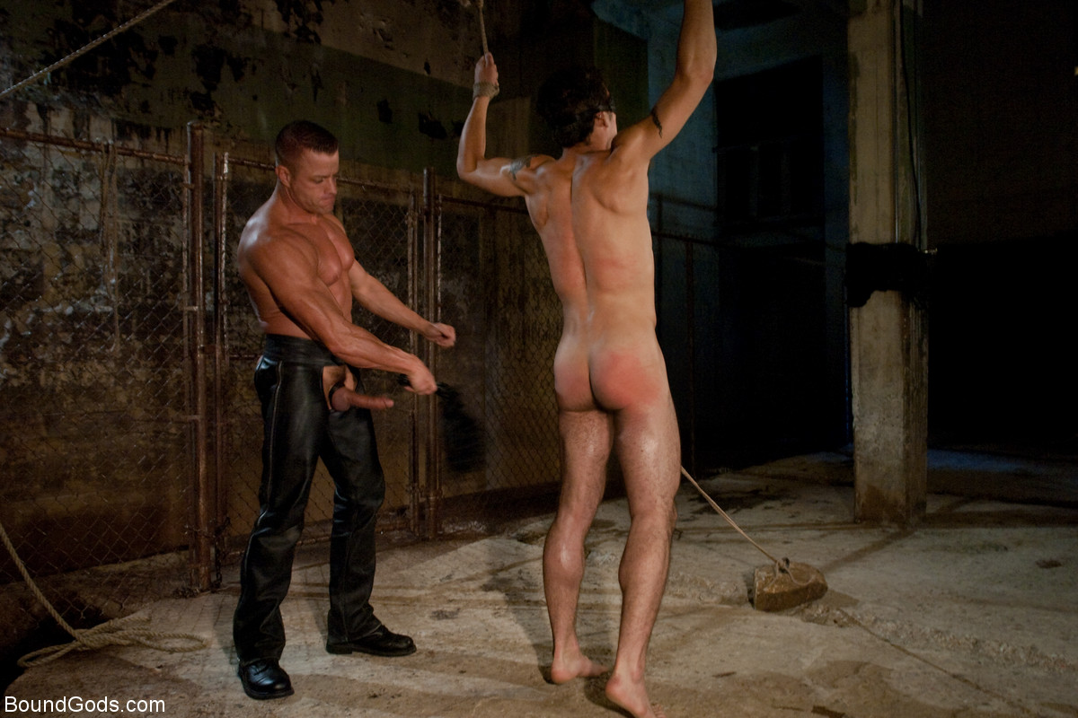 Gay male bondage and discipline