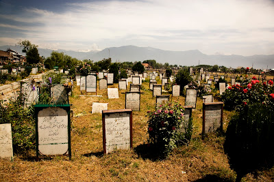 Testigos del olvido en Cachemira