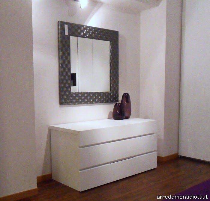 Decoracion dise o dormitorio moderno y minimalista que - Decoracion paredes blancas ...