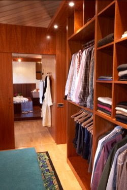 Walk in closets for Dormitorio y closet