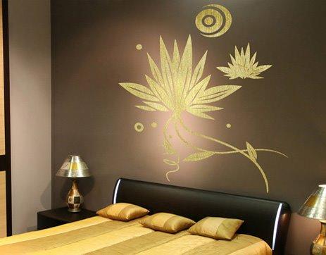 Vinilos adhesivos dormitorios con vinilos adhesivos for Pegatinas de decoracion para dormitorios