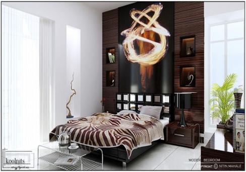 Dormitorios para hombres for Decoracion de recamaras para jovenes hombres