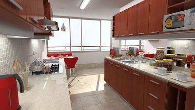 Fotos de reposteros para cocinas modernas cocina y for Cocinas reposteros modernos
