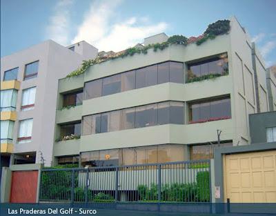 Fachadas de edificios modernos fachadas de departamentos for Fachadas modernas para departamentos
