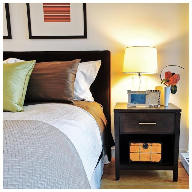 Dormitorio matrimonial peque o dormitorio principal - Pintar dormitorio principal ...