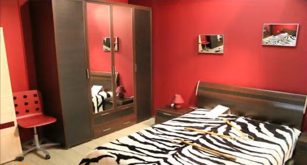Dormitorios modernos for Colores modernos para habitaciones