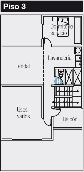 planos de casas 8x15