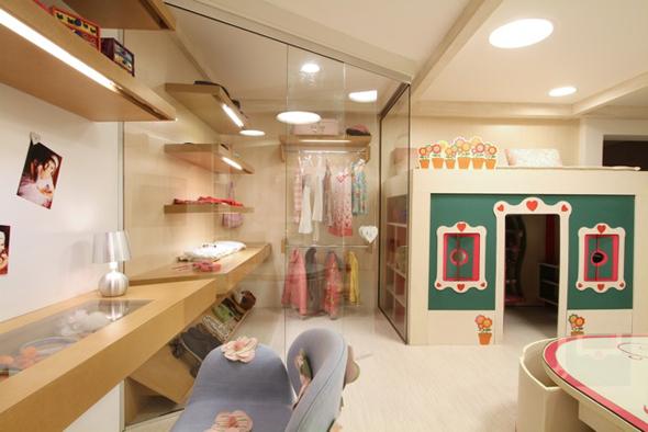 Dormitorios de ni as recamaras para ni as - Habitaciones para nina de 11 anos ...