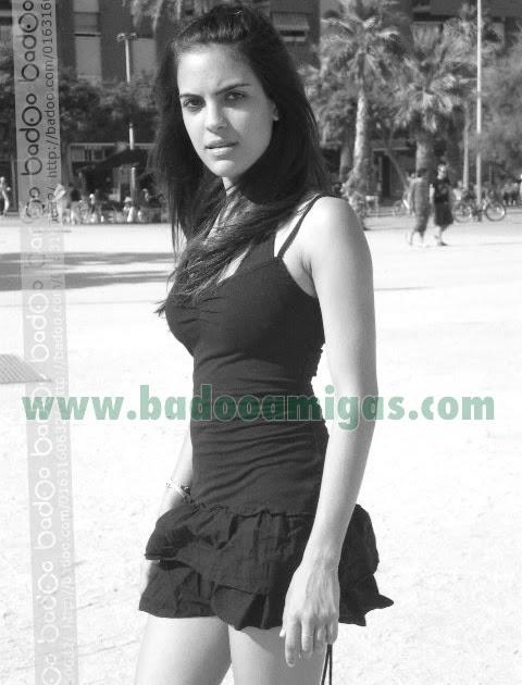 Chica dominicana de badoo masturbandose en webcam - 3 part 4
