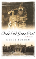 Dead End Gene Pool by Wendy Burden book cover nonfiction memoir