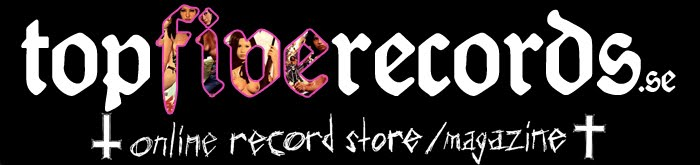 Top Five Records - The Zine: NEWS FROM RISE ABOVE RECORDS