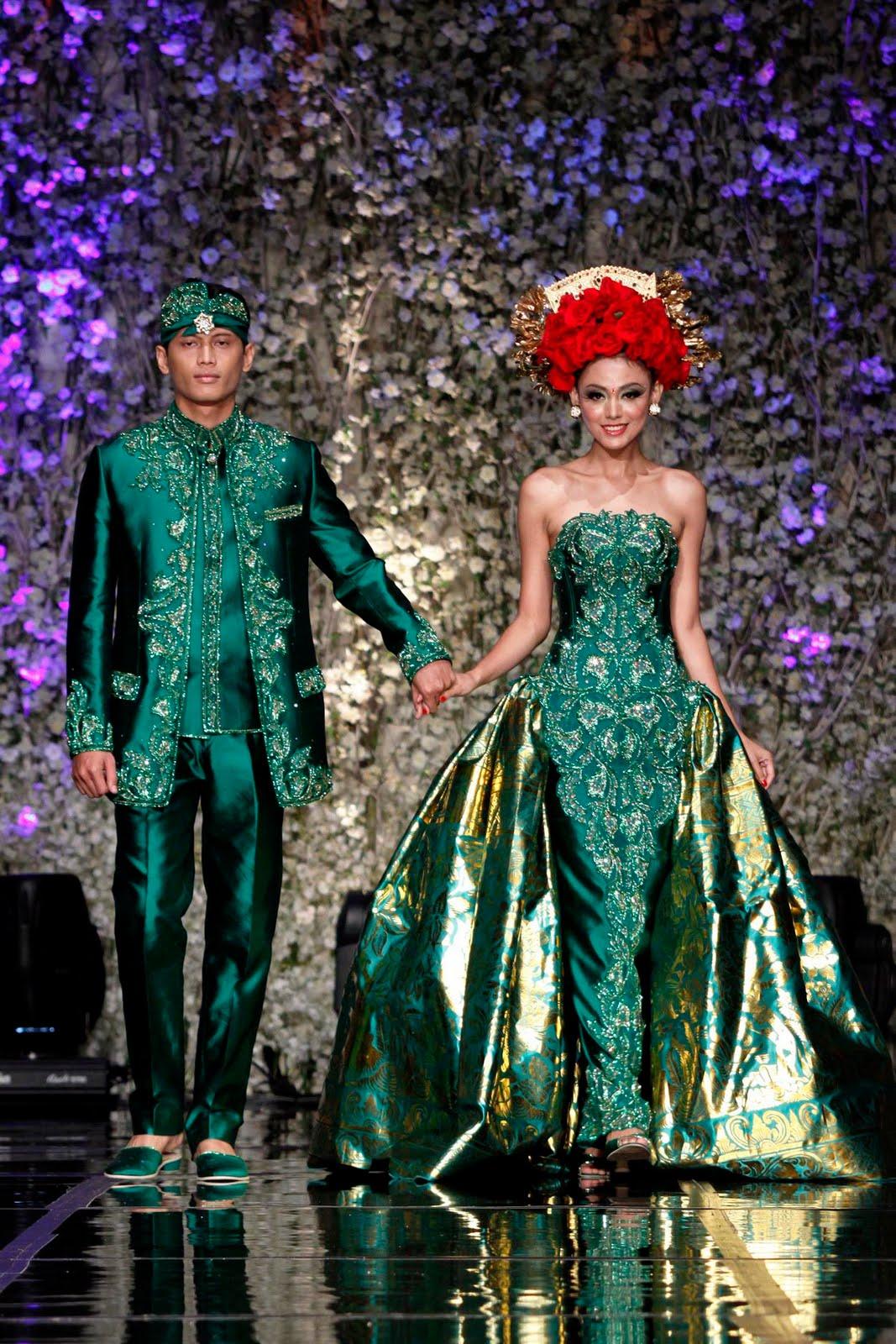 traditional wedding dress of West Java | CIGUDEG pleis ... |Indonesian Traditional Wedding Clothing
