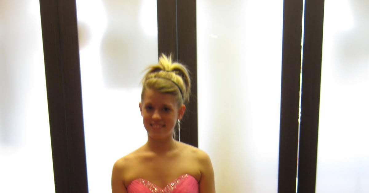 fc9d7d63ddb I Love Prom  Amelishan Prom Features Katie From Slinger High School