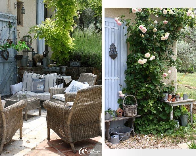 d co jardin de campagne. Black Bedroom Furniture Sets. Home Design Ideas