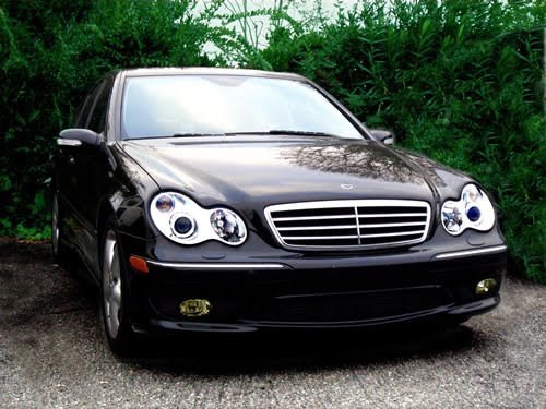 Ozzy S Blog 2005 Mercedes Benz C230 Kompressor