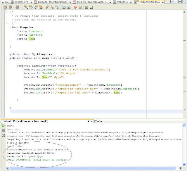 Keunggulan Pemograman OOP Java Yang Terstruktur | Javaone45