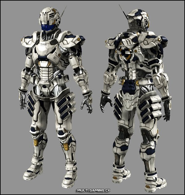 What In The Hell Is With Sci-Fi Armor Design