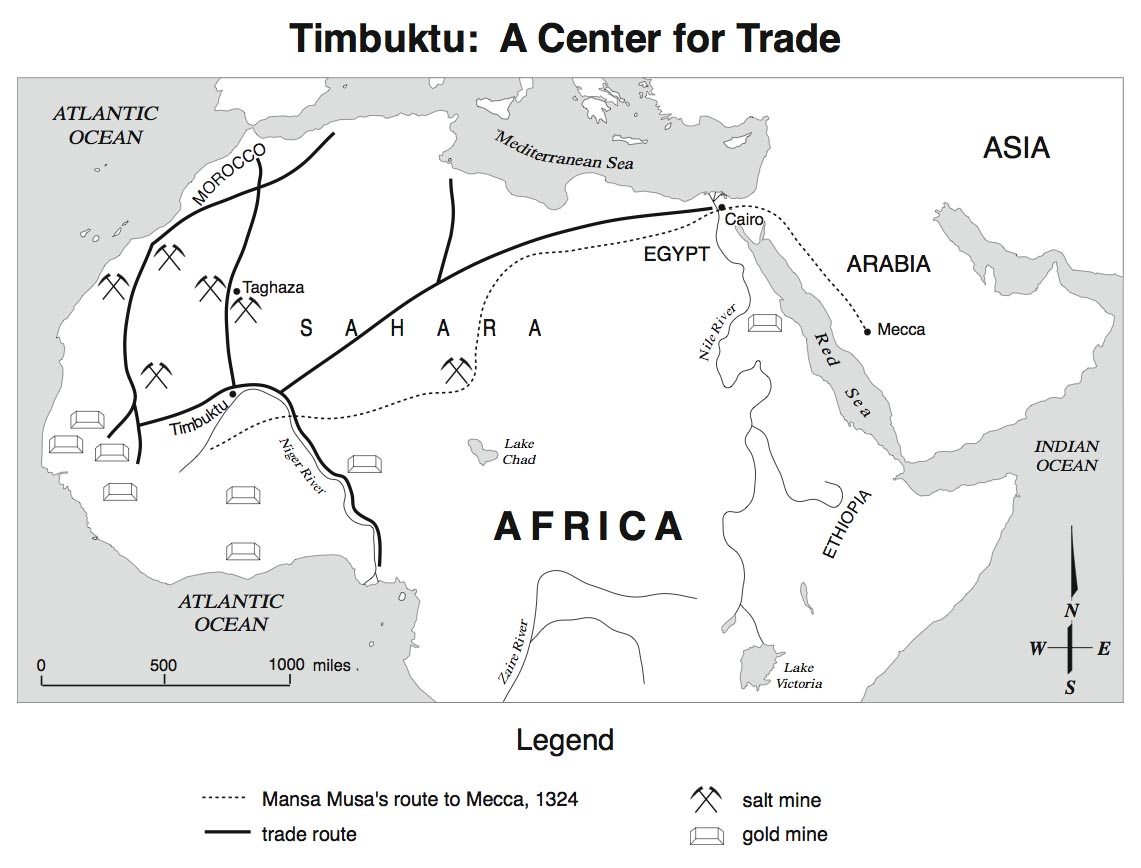 Johannes Leo Africand The Recorded Legacy Of Timbuktu