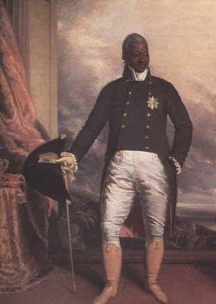 Henri Christophe of Haiti King of the First Black Republic in the West  info of artist biography
