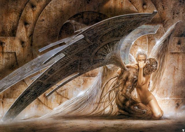 Luis ROYO - Artiste Heroic Fantaisy - III Millenium 1998