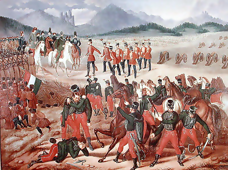 EUROPEAN WARS OF INSURRECTION 183050 1848 in AustroHungary