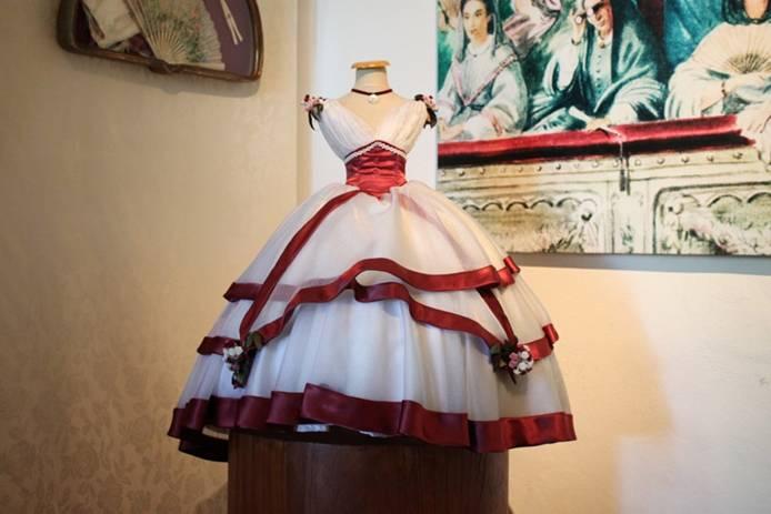 La Lagunilla Vestidos De Presentación Imagui