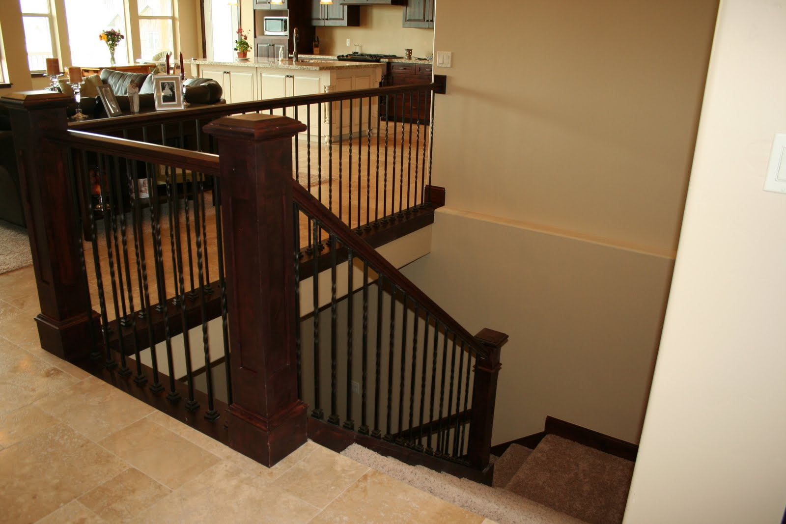 Basement Staircase On Pinterest