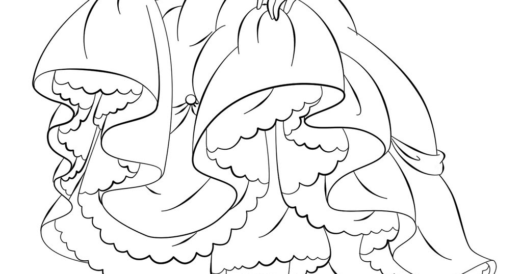 Interactive Magazine: THE PRINCESS AND THE FROG COLORING PAGES