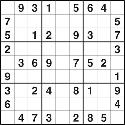photograph about Free Printable Fill in Puzzles Online named sudoku printable uncomplicated: Sudoku Weekly Rulesfree On line