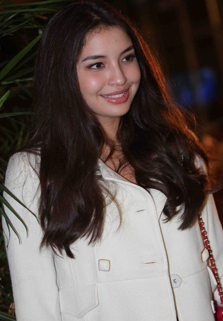 Hot Manohara Odelia Pinot Manohara Odelia Pinot Hairstyle