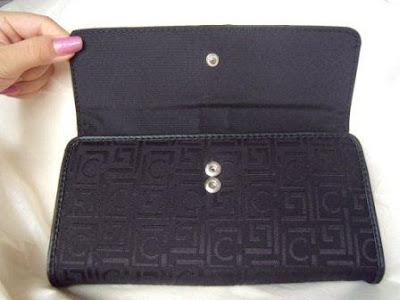 Liz Claiborne Heritage Mosaic Checkbook Wallet