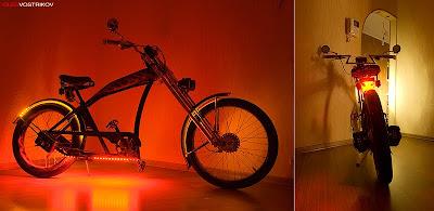 b35205e68 Кручу-верчу: CustomBike. Ghost Rider - привет из Москвы