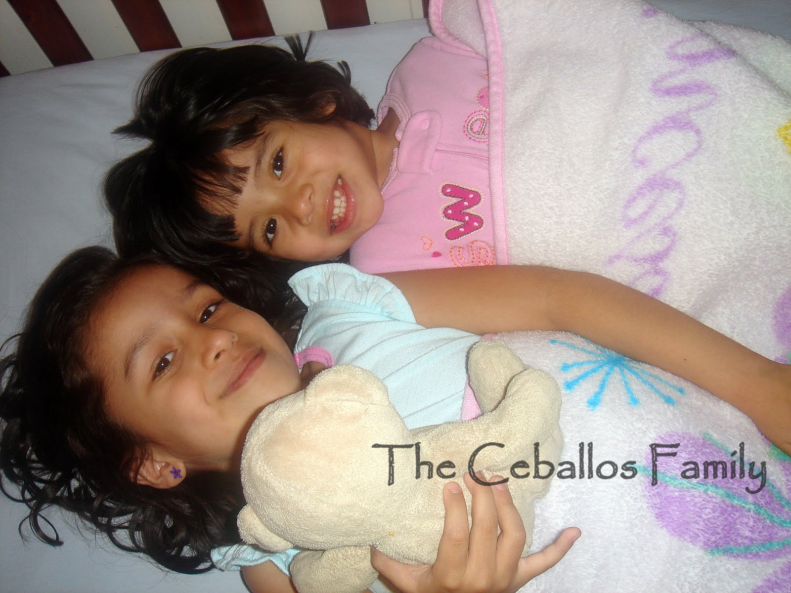 The Ceballos Family Good Night Sister