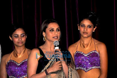Rani Mukherjee at the Opening Night of the Indian Film Festival 2010 at Sydney picture