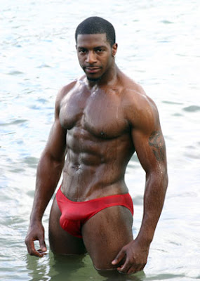 naked older black men