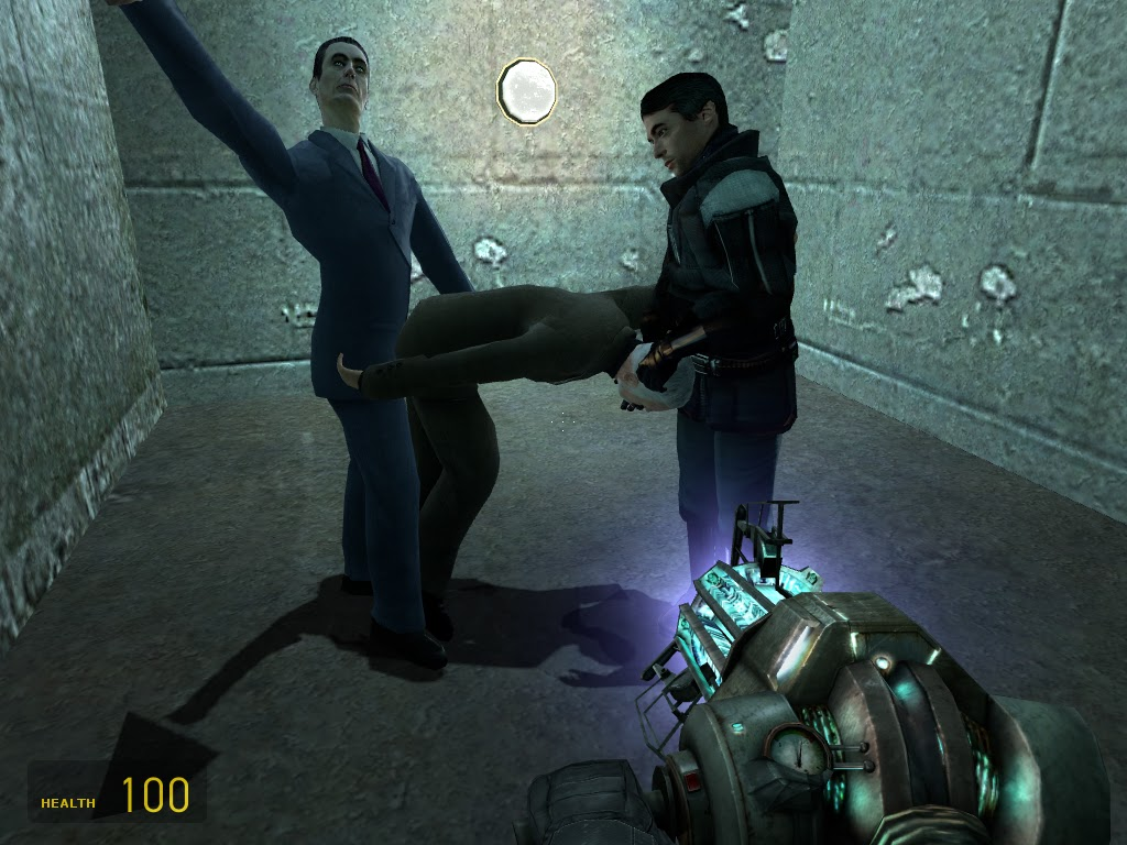 Half-Life 2 XXX