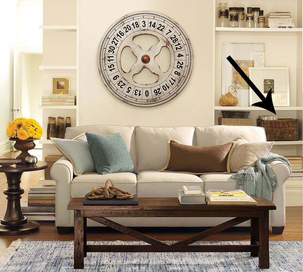 French Barn Living Room Table - Best Home Decoration World ...