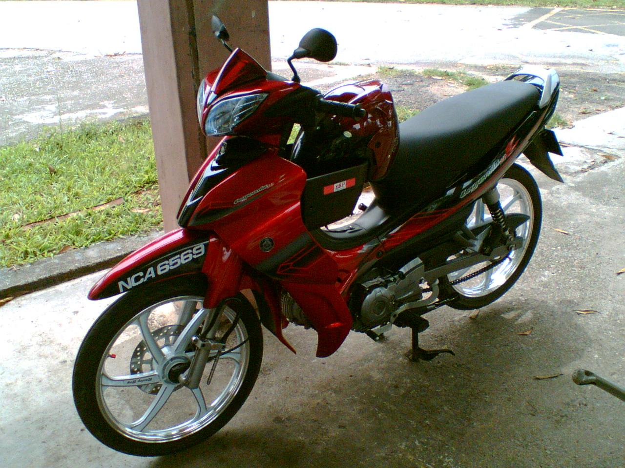 Koleksi Gambar Modifikasi Yamaha Lagenda 115zr