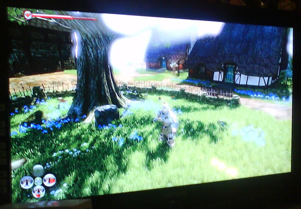 Fable  Knothole Island Book Locations