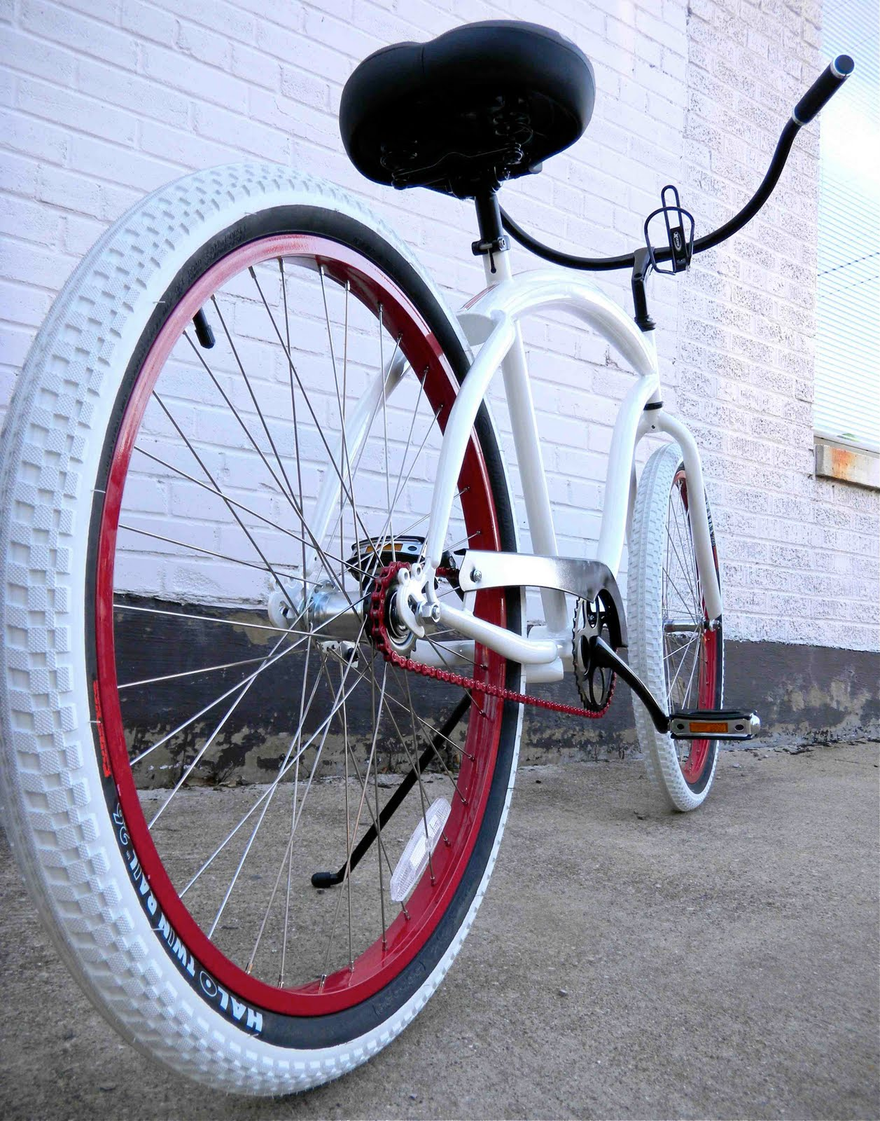 Creating A Sophisticated Yet Eyecatching Custom Beachcruiser Villy Customs