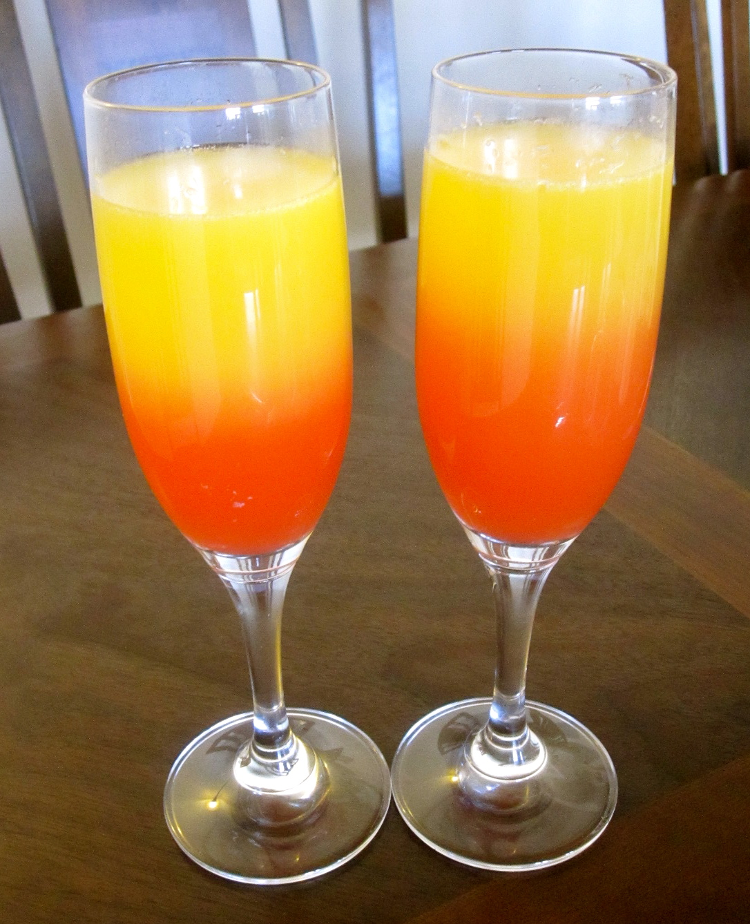 Mimosa Drink: The Cultural Dish: Eggs Benedict With Mimosa's