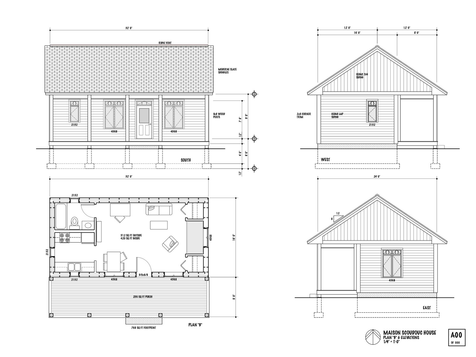 Nb superinsulated house for Maison plan