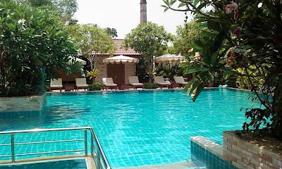 Villa Wanida Garden Resort in Pattaya, Thailand