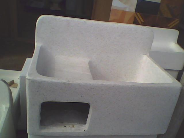 Lavaderos de ropa en granito  Materiales para la renovacin de la casa