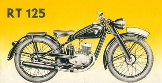 SEJARAH MOTOR ANTIK DKW LEGENDARIS