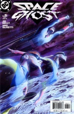 Kenangan Film Kartun Space Ghost - Film Kartun era 80an